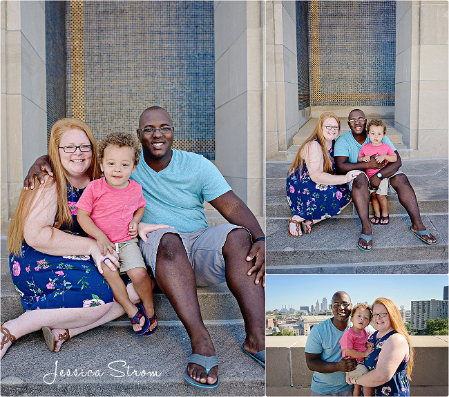 Liberty Memorial Kansas City Photo Shoot Jessica Strom Photography